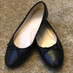 Black Nine West Ballerina Flats!